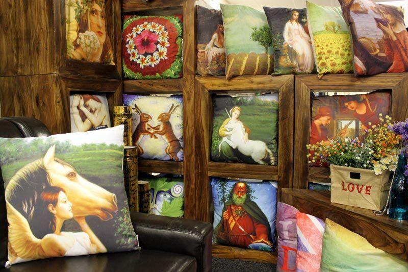 Cushy Cushions