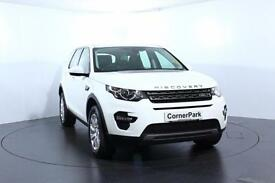 2015 LAND ROVER DISCOVERY SPORT SD4 SE TECH ESTATE DIESEL