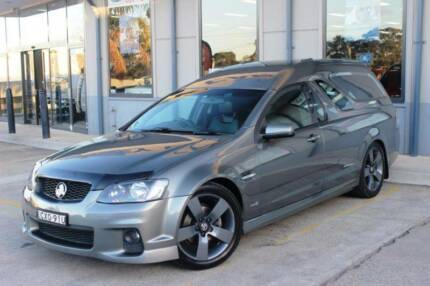 From $95p/w ON FINANCE* 2011 Holden Commodore Ute Blacktown Blacktown Area Preview