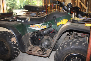 2000 Arctic Cat 500 automatic as is