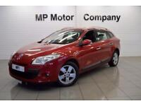 2009 59 RENAULT MEGANE 1.6 DYNAMIQUE VVT 5D 110 BHP 6SP SPORTS ESTATE, 55-000M