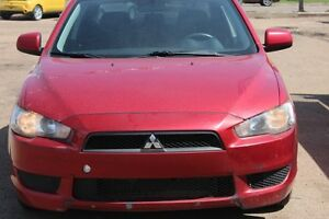 2009 Mitsubishi Lancer DE  2 YEAR FREE WARRANT
