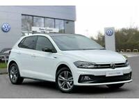 2021 Volkswagen Polo 1.0 TSI 95PS R-Line Hatchback Petrol Manual