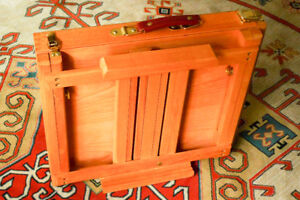 Portable Easel [wooden box]