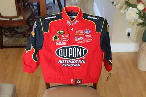 Boys' NASCAR racing Jacket NEW!