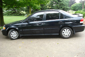 2000 Acura EL Sedan need it gone must sell !! Kitchener / Waterloo Kitchener Area image 4