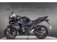 2017 66 HONDA CBR125 R-F 125CC 0% DEPOSIT FINANCE AVAILABLE
