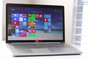Dell Inspiron 17 7000/i5-4200,1.6GHz/1TB HDD/8GB RAM/for sale