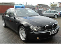 BMW 730 3.0TD auto 2005MY d SE