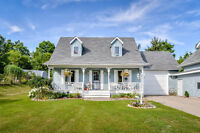 This well built, attractive Cape Cod style home