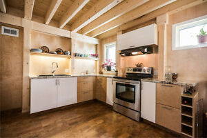 Beautiful house for rent, downtown Whitehorse, July 1