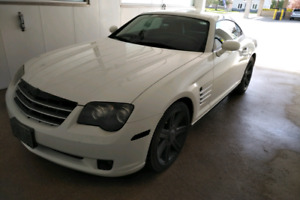 05 Chrysler Crossfire Limited