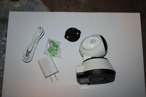 360° Rotation Camera Wifi Smart Camera Wireless Baby Monitoring