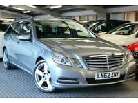 2012 Mercedes-Benz E-CLASS 2.1 E220 CDI BLUEEFFICIENCY S/S SE 5d 170 BHP Estate