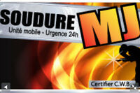 SOUDURE MOBILE MJ inc --- soudeur / soudage / welder ---