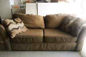 (Just reduced) Like-New Couch