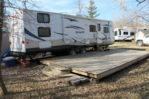 2012 Springdale Keystone travel trailer
