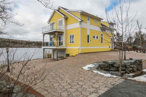 Incredible Waterfront Home in Fall River