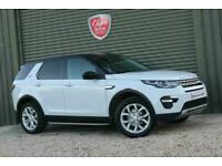 2017 Land Rover Discovery Sport HSE 2.0 TD4 Auto 5dr ( 180 bhp ) ESTATE Diesel A