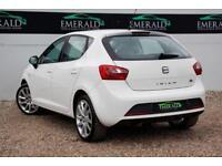 2013 63 SEAT IBIZA 1.2 TSI FR 5D 104 BHP