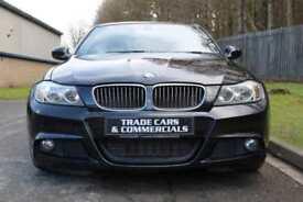 2009 59 BMW 3 SERIES 3.0 325D M SPORT 4D AUTO 195 BHP DIESEL