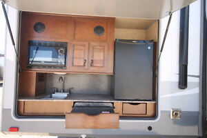 PRICED TO SELL PRE OWNED 2014 OPEN RANGE 308BHS TRAVEL TRAILER