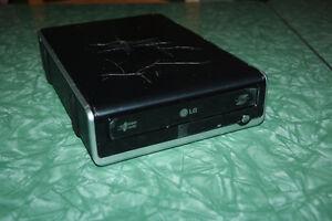 LG External DVD/CD player/burner Kitchener / Waterloo Kitchener Area image 3
