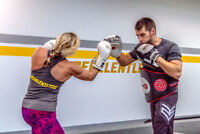 KICKBOXING- PERSONAL TRAINING- SMALL GROUP CLASSES