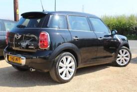 2011 61 MINI COUNTRYMAN 2.0 COOPER D ALL4 5D AUTO 110 BHP DIESEL