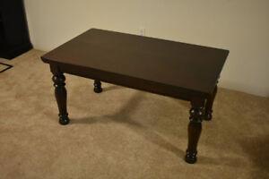 New ashley coffee table