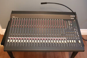 Mackie SR 24-4 VLZ Mixing Console