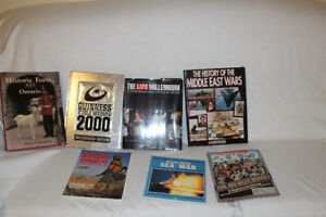 Lot of History Books
