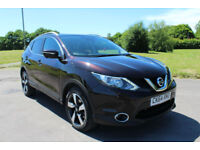 Nissan Qashqai 1.5dCi ( 110ps ) N-TEC+ superb Diesel Car