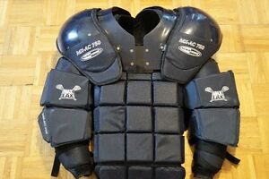 MX-AC-750 Box Lacrosse Goalie Arm and Chest Protector