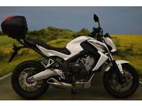 Honda CB650F 2015**ABS, DIGITAL DISPLAY, HONDA IMMOBILISER**
