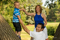 Photographer - Family Photo Sessions (Comox Valley)