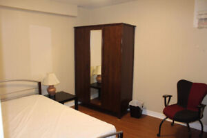 FURNISHED ROOM IN DOWNTOWN -  ALL INCLUSIVE