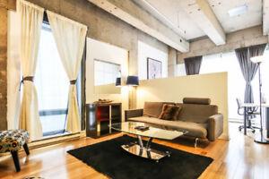 1 bedroom condo in near Place des Arts