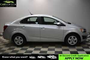 2014 Chevrolet Sonic LT Manual- CRUISE * HEATED SEATS * A/C