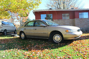 "2002 Buick Century Sedan - ""AS IS"""