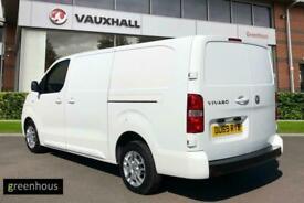2019 Vauxhall Vivaro Vivaro 2900 1.5d 100 L2 H1 Sportive Van Van Diesel Manual