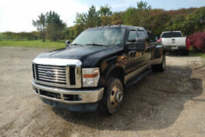 Parting Out only 2008 F350 crew cab 4x4 6.4L Diesel dually