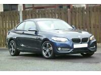 2015 BMW 2 Series 220d xDrive Sport Coupe Coupe Diesel Automatic