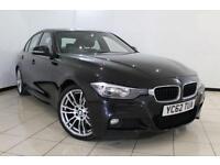 2013 62 BMW 3 SERIES 2.0 320D M SPORT 4DR 181 BHP DIESEL