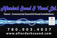 TEMP POSITION TO ASSIST TECH FOR SOUND & VISUAL INSTALLATIONS