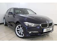 2014 14 BMW 3 SERIES 2.0 320D LUXURY 4DR 184 BHP DIESEL