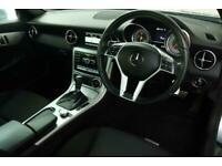 2014 Mercedes-Benz SLK SLK 250 CDI BlueEFFICIENCY 2dr Tip Auto Convertible Diese