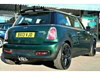 2013 MINI Hatch 2.0 Cooper SD (Sport Chili) 3dr Hatchback Diesel Manual