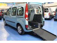 Renault Kangoo Auto Wheelchair Accessible car mobility vehicle Automatic PETROL