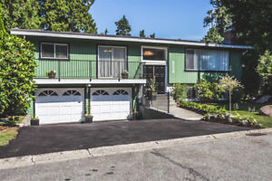 Beautiful 5 bedroom single family home in North Delta